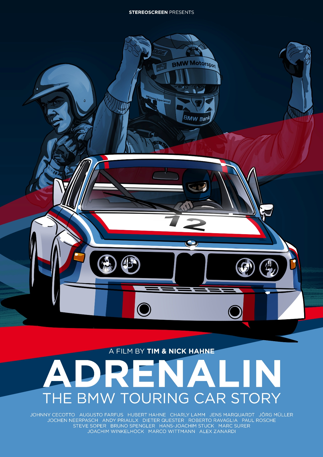 Adrenalin Poster