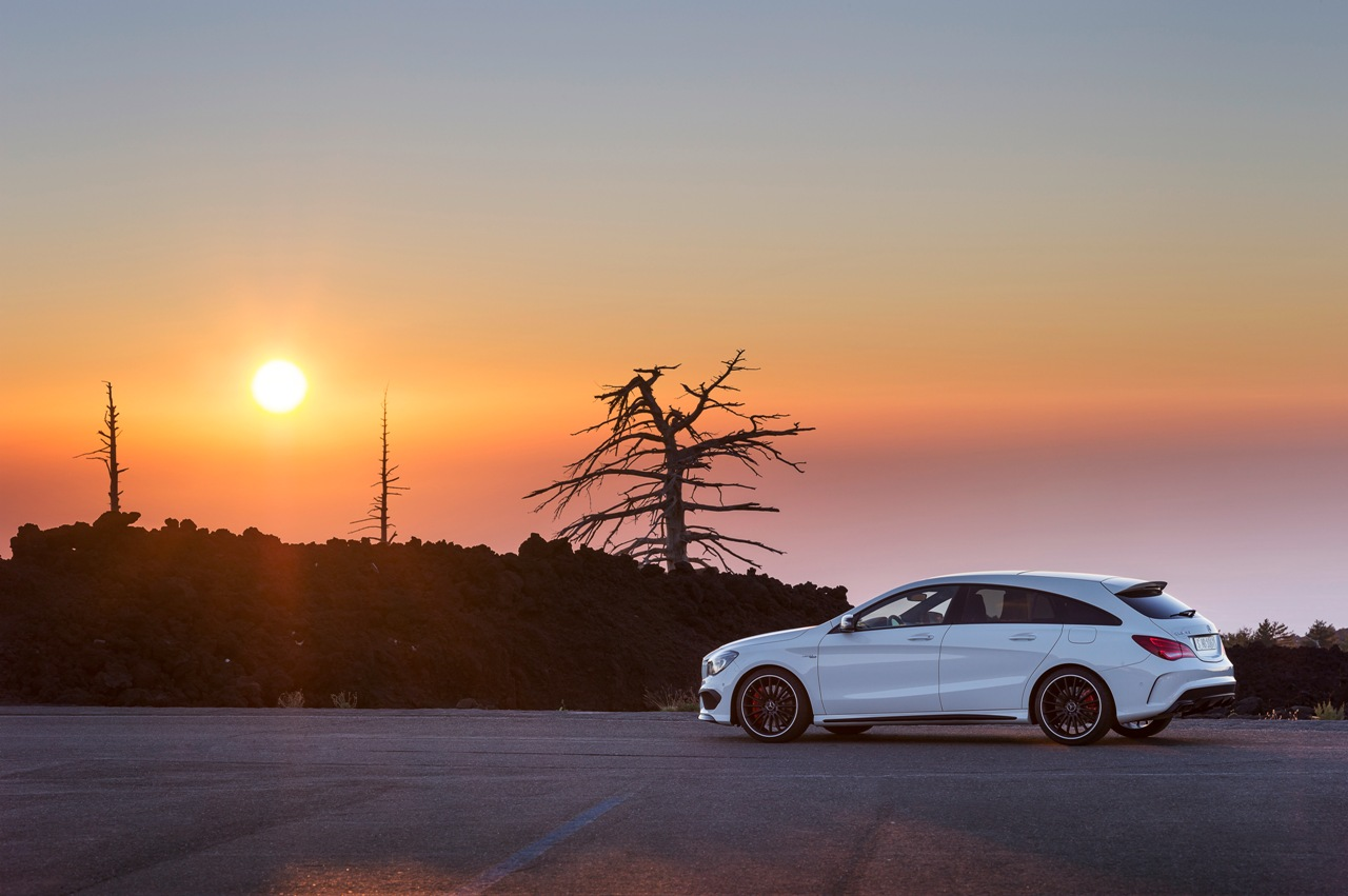 CLA Shooting Brake 9