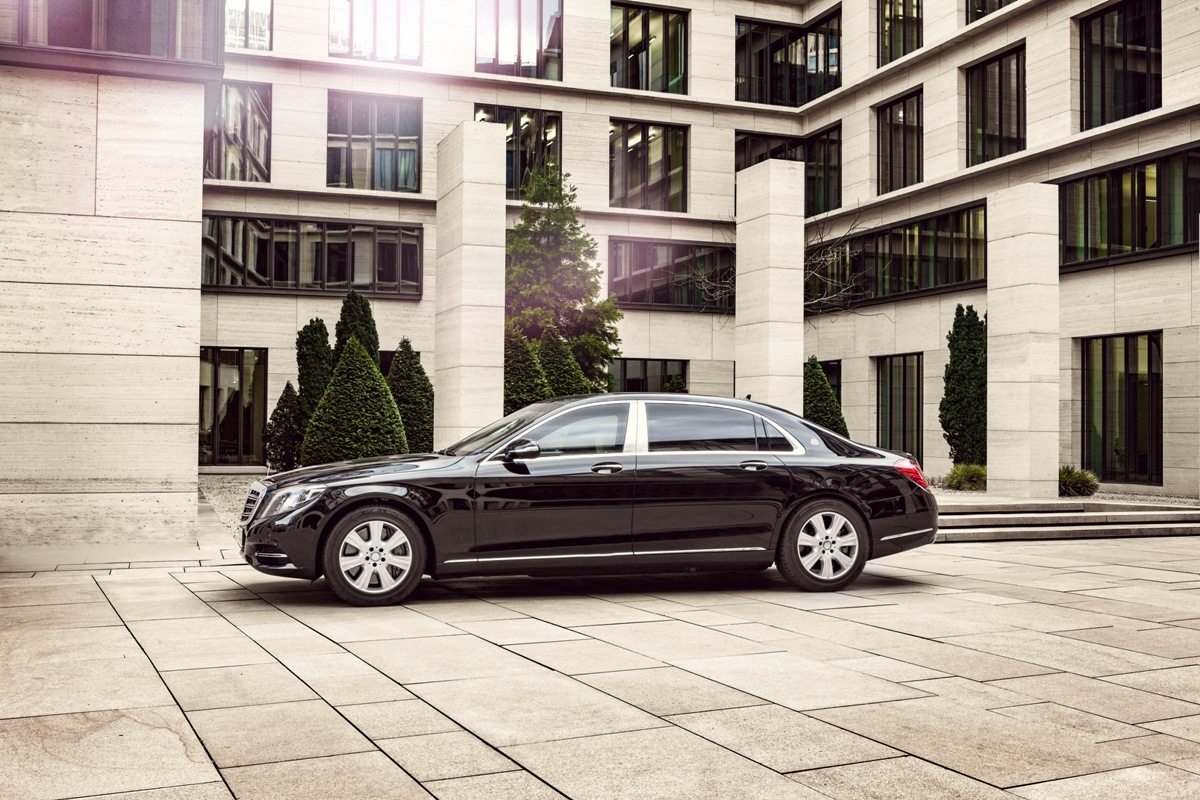 Mercedes-Maybach S 600 Guard 4
